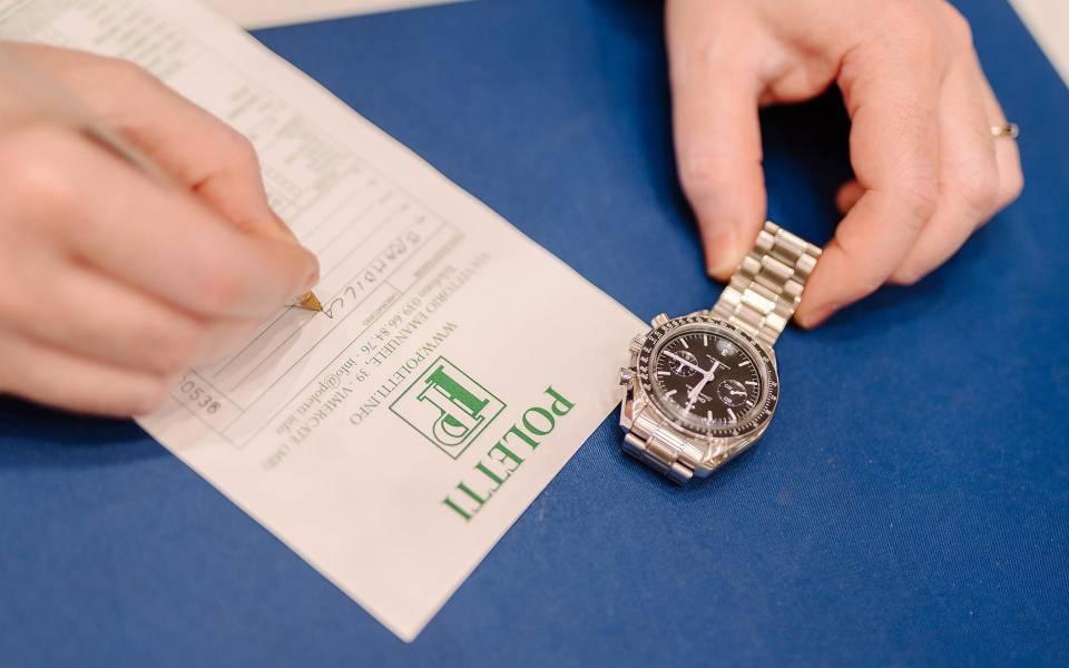 riparazione orologio vimercate laboratorio gioielleria poletti