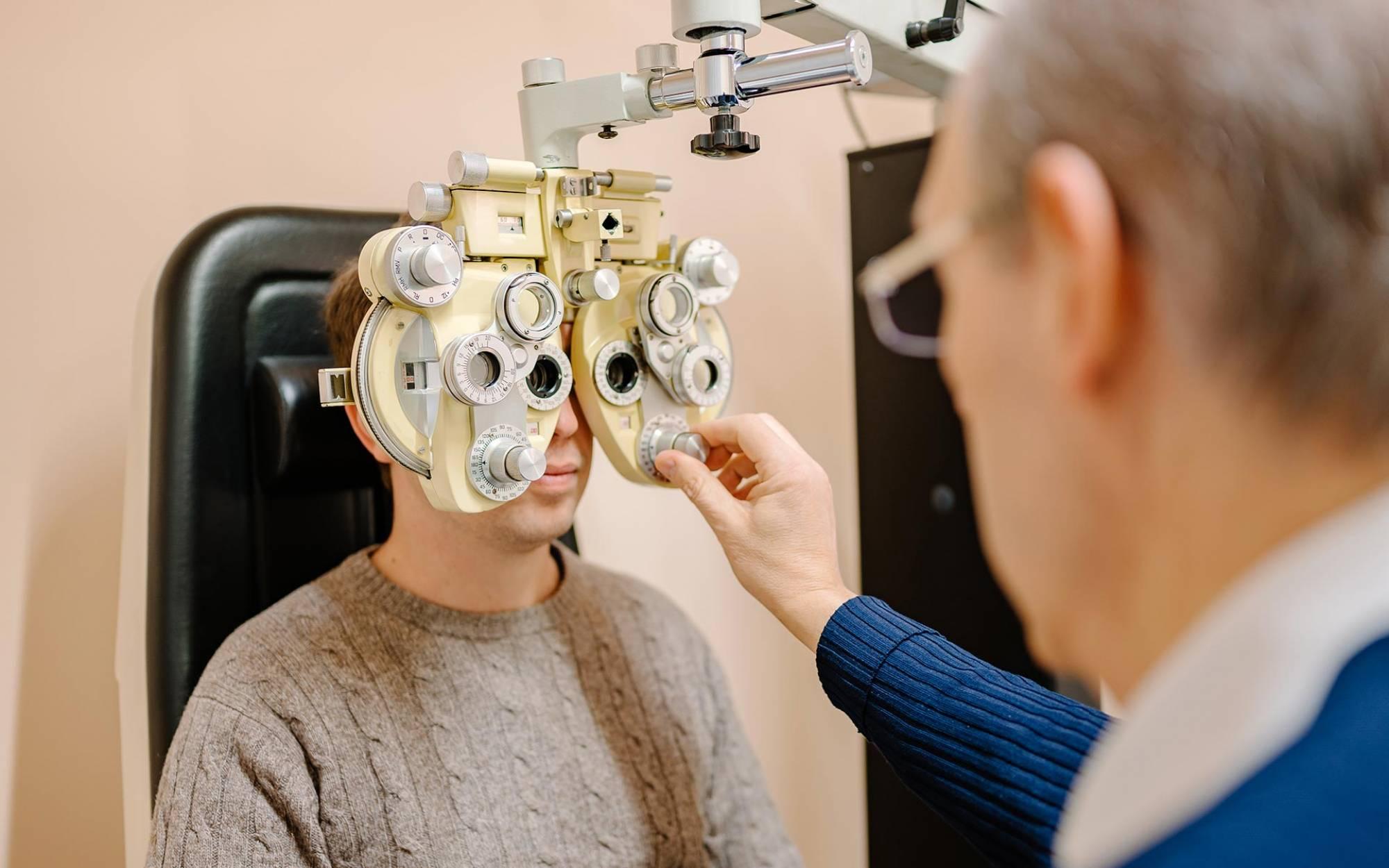 esame della vista vimercate ottica poletti